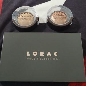 Lorac Nude Necessities Eyeshadow Palette
